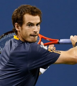 Andy Murray feeling the heat in New York